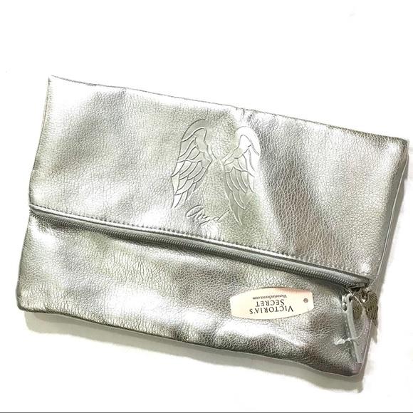 Victoria's Secret Handbags - Victoria's Secret Fold Over Clutch